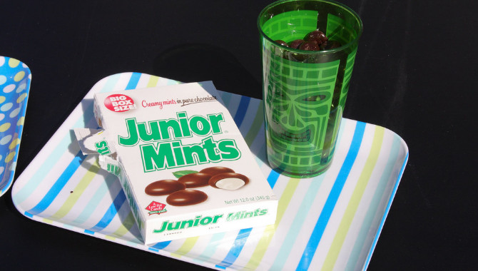 Are Junior Mints Vegan