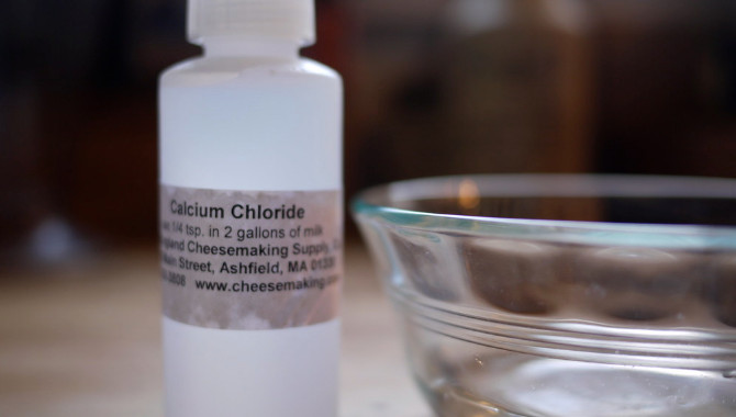 Is Calcium chloride Vegan